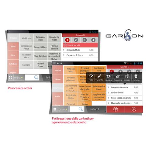 Garcon software